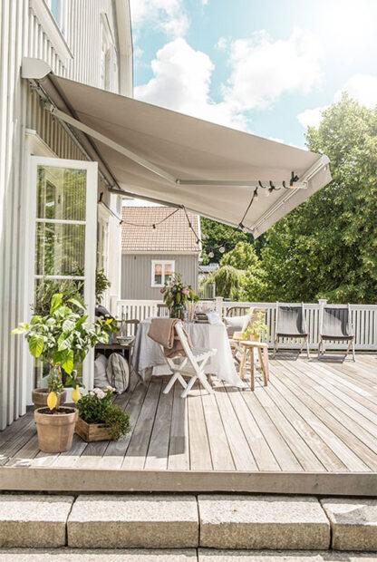 Köp terrassmarkis hos Markisrea